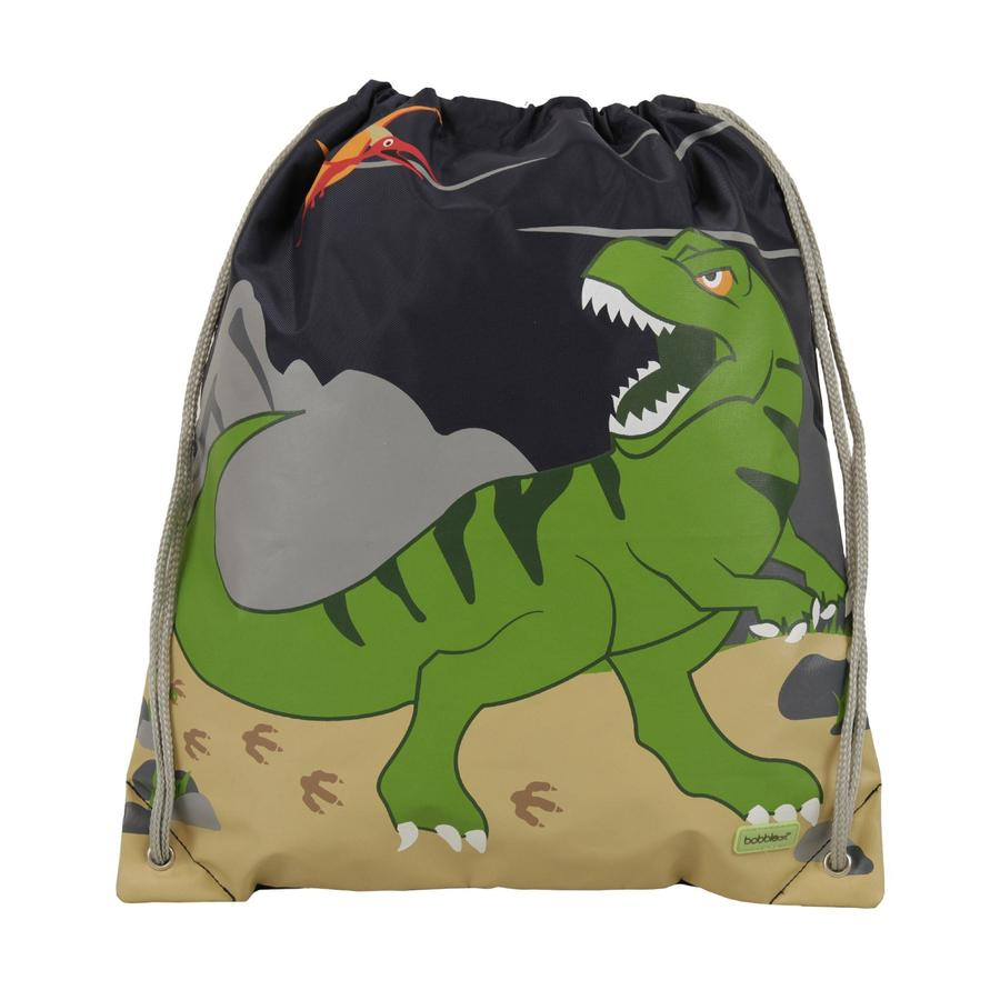 drawstring bag dinosaur sample