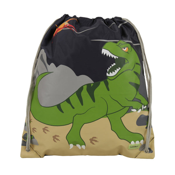 Drawstring Bag Dinosaurs