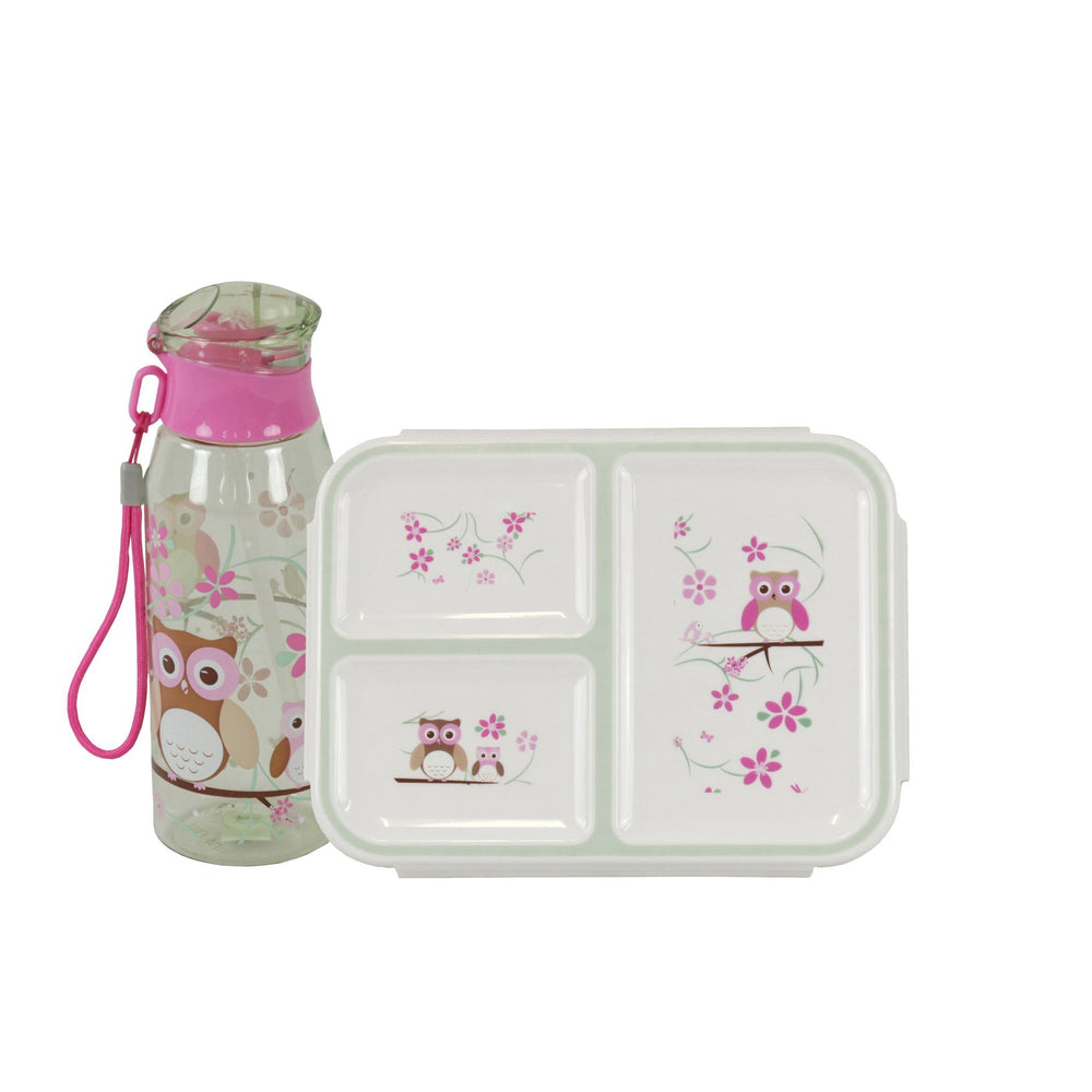 Kids & Children Large Bento Pack Owl - Bobble Art