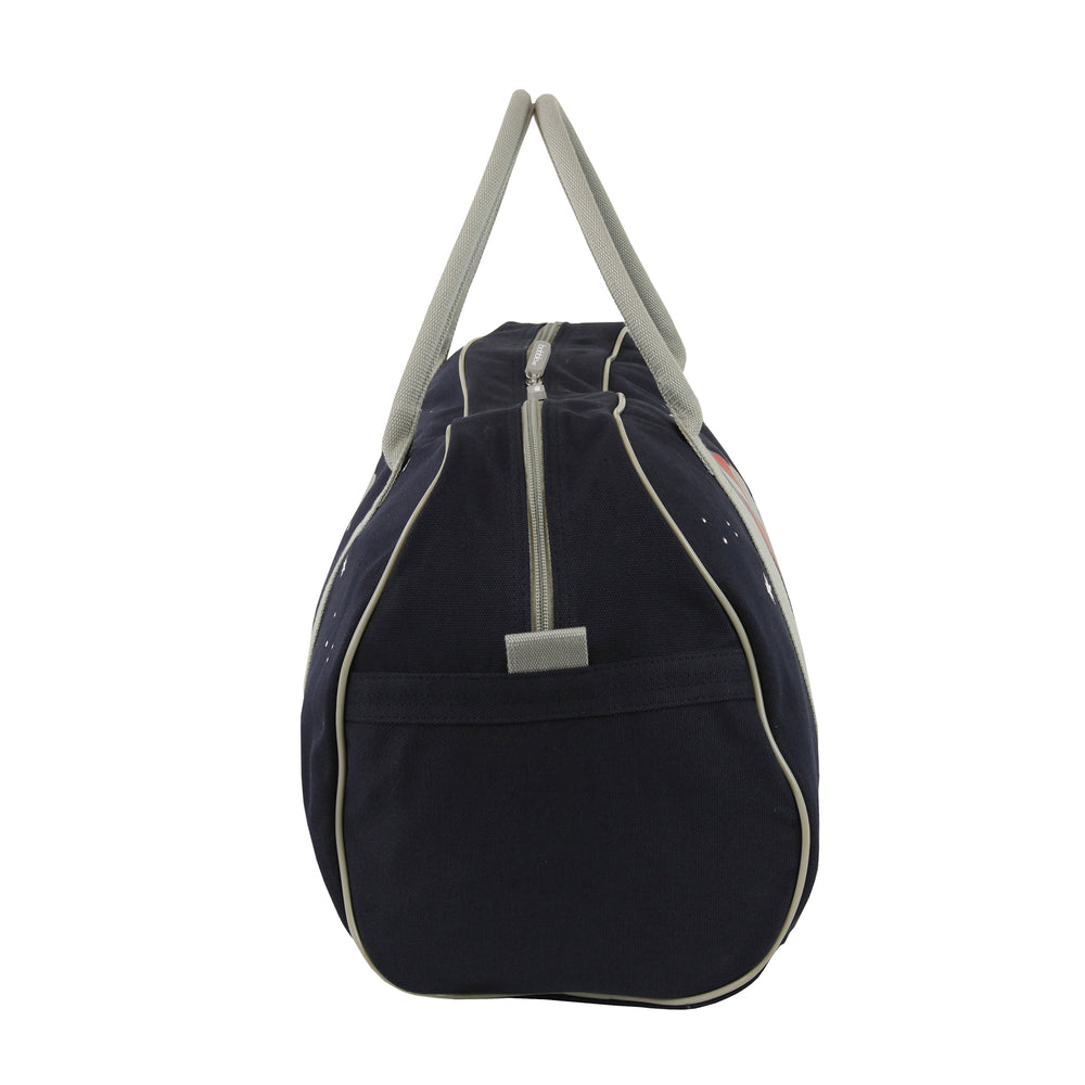 duffle bag rocket sample