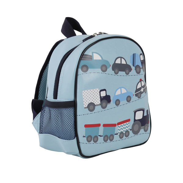 Toddler Backpack Cars