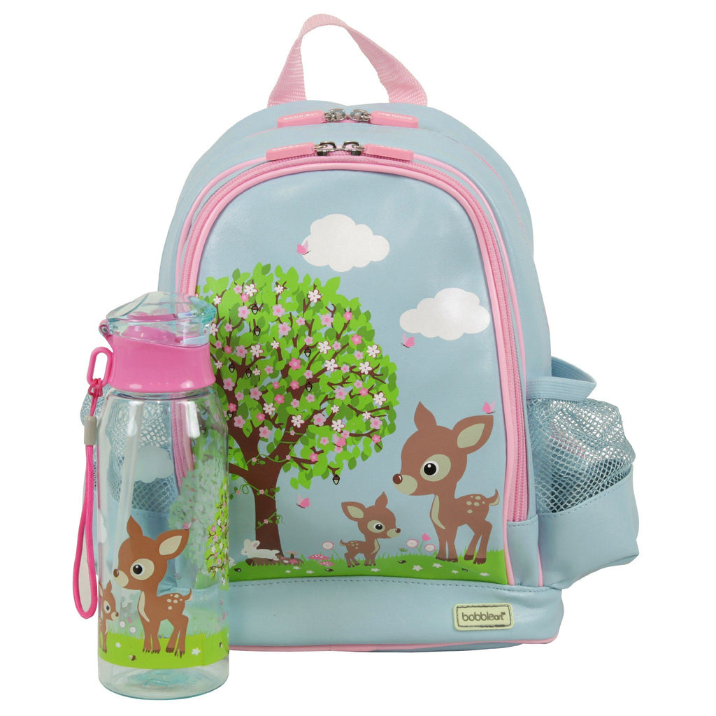 Kids & Children Small Backpack/Drink Bottle Pack Woodland - Bobble Art