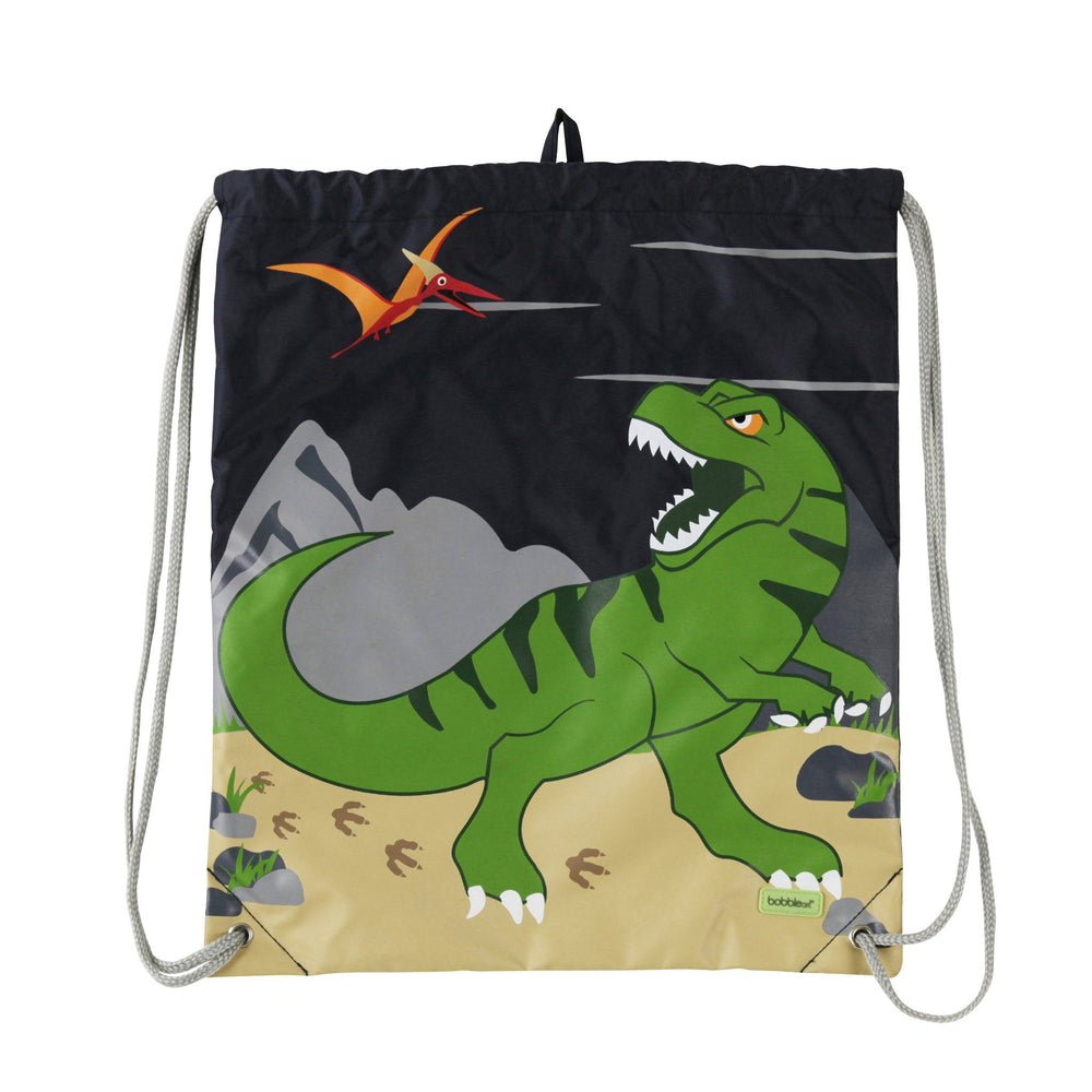 Kids & Children Drawstring Bag Dinosaurs - Bobble Art