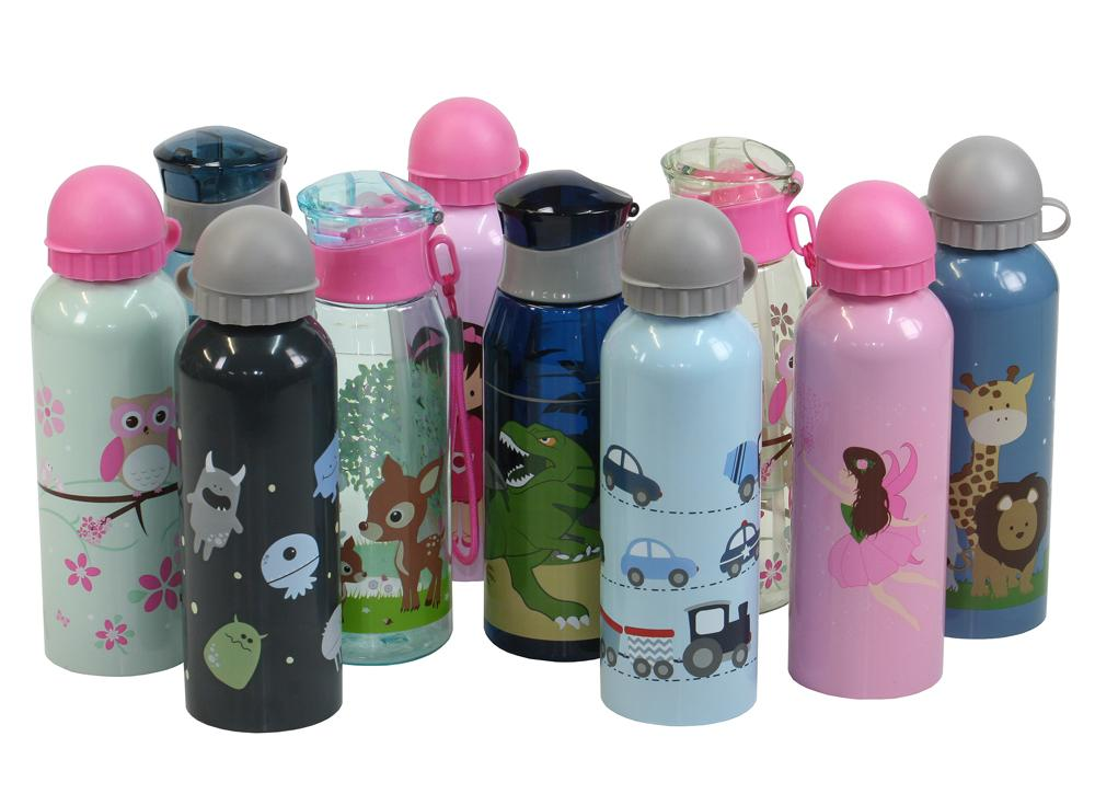Stainless Steel Drink Bottle Cars