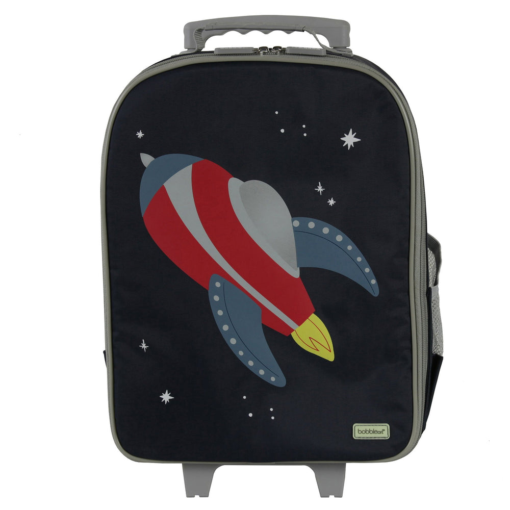 Kids & Children Wheely Bag Rocket - Bobble Art