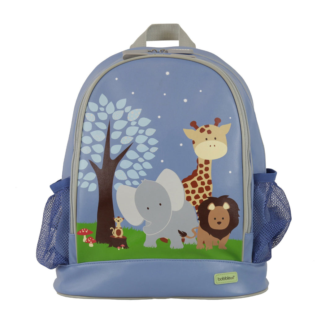 Kids & Children Large Backpack Safari - Bobble Art