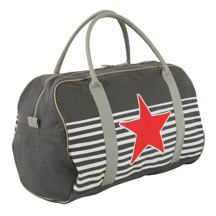 duffle bag star and stripes sample