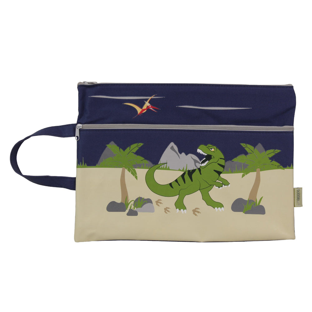 Kids & Children A4 Pencil Case Dinosaur - Bobble Art