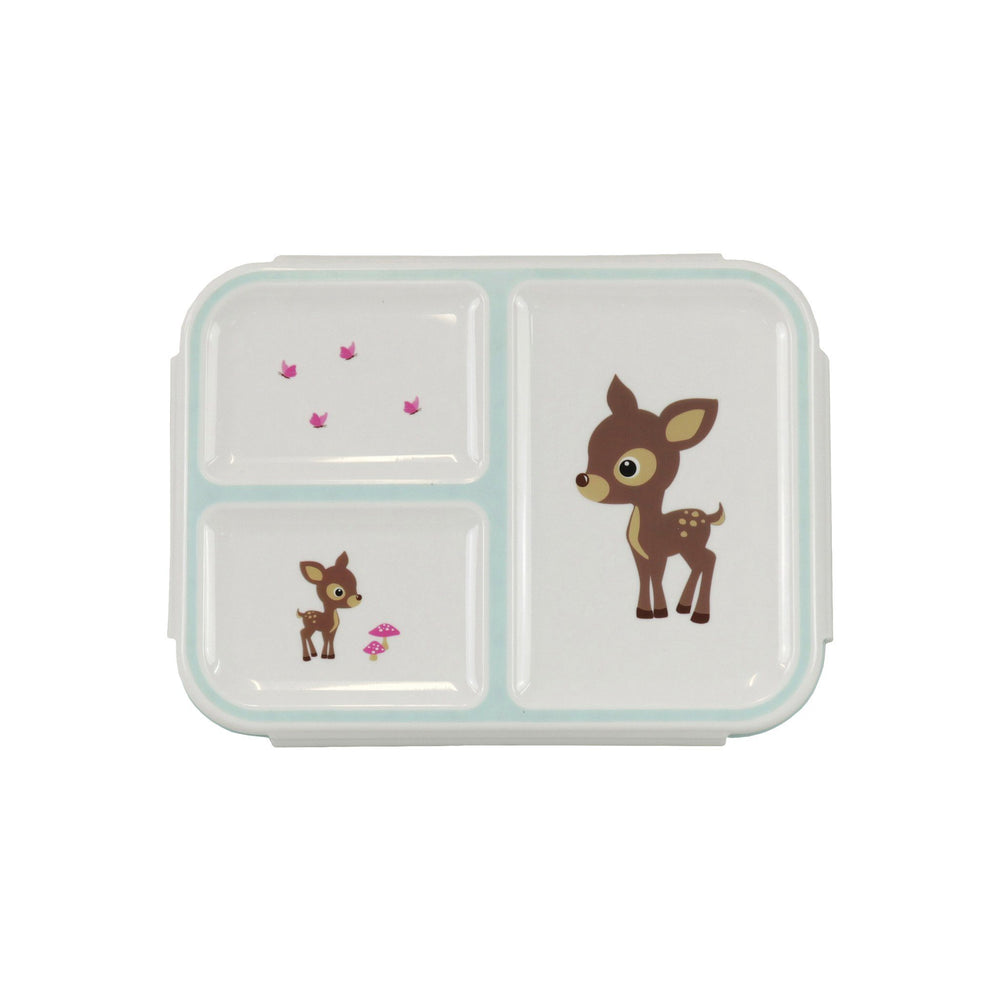 Kids & Children Bento Box Pack Woodland Animals - Bobble Art
