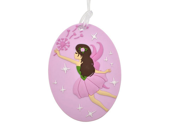 Kids & Children Baggage Tag Fairy - Bobble Art