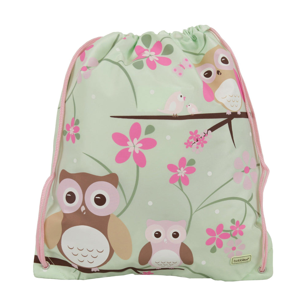 Kids & Children Drawstring Bag Owl - Bobble Art