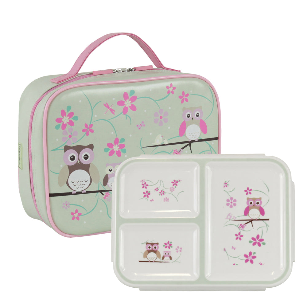 Lunch Pack Owl