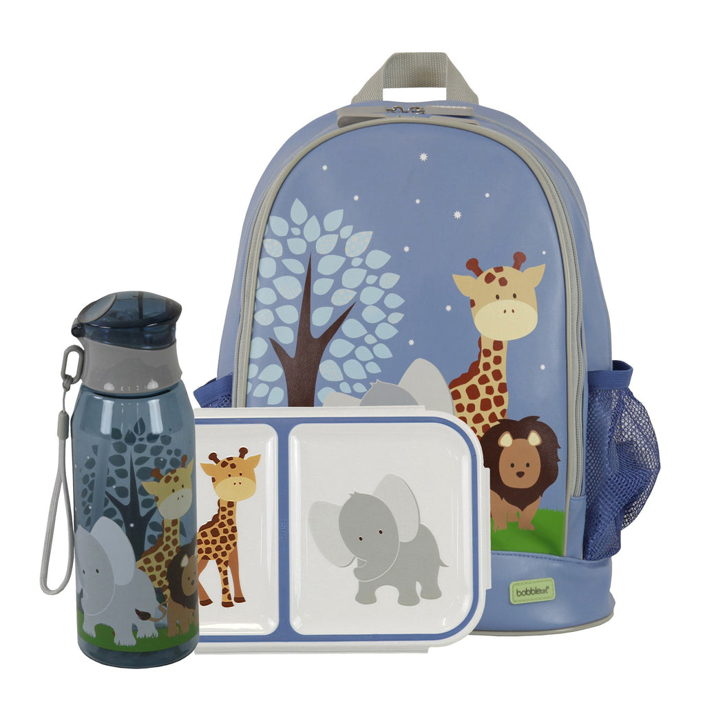Kids & Children Small Backpack Snack Pack Safari - Bobble Art
