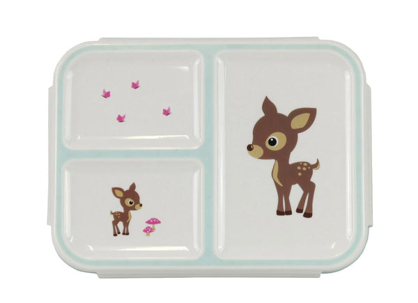 Kids & Children Bento Box Woodland Animals - Bobble Art