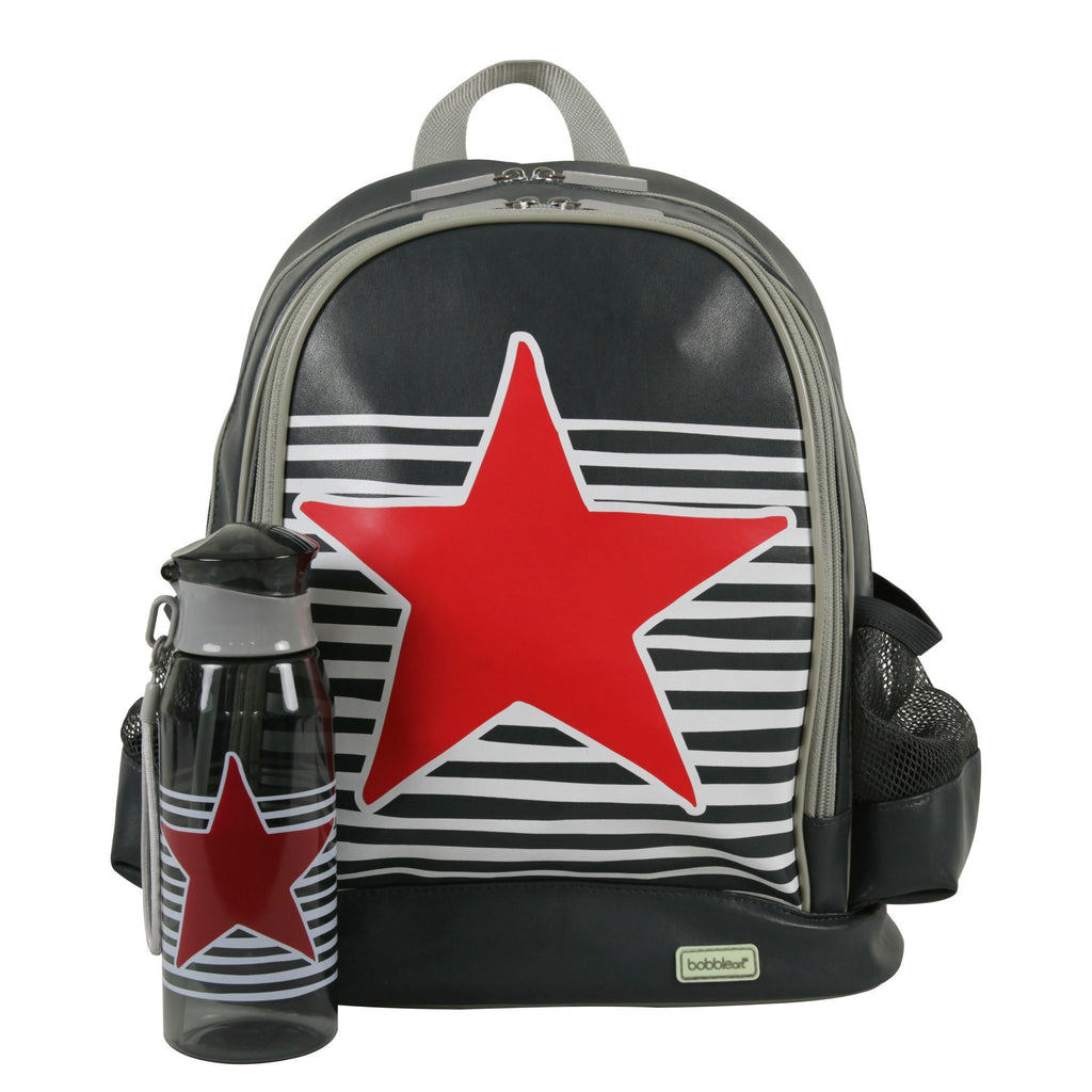 Kids & Children Large Backpack Drink Pack Star - Bobble Art