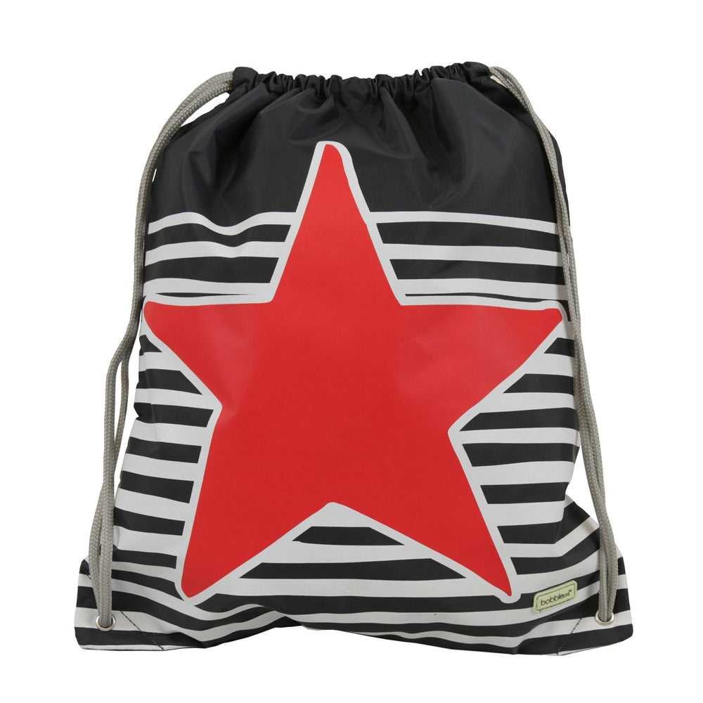 Kids & Children Drawstring Bag Star and Stripe - Bobble Art