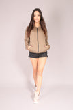 PIN UP/ Jacket Bomber Khaki