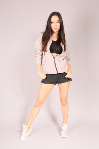 PIN UP/ Jacket Bomber Beige