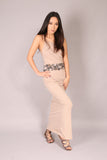 SURFER/ Dress long Beige