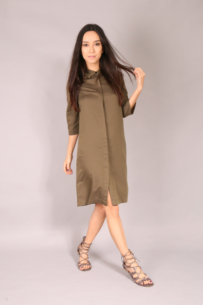 SURFER/ Dress tunic Khaki