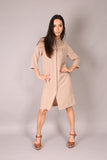 SURFER/ Dress tunic Beige