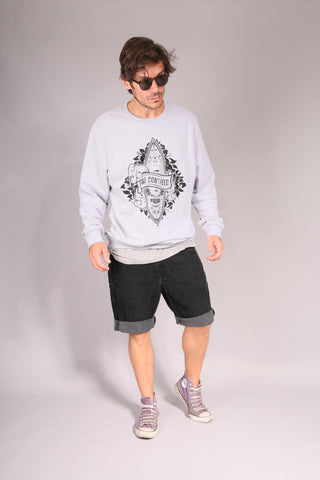 SURFER/ Sweatshirt Gray