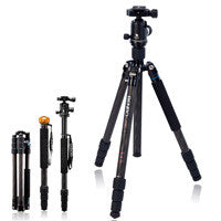 Architecture of Benro Travel Angel II Tripods