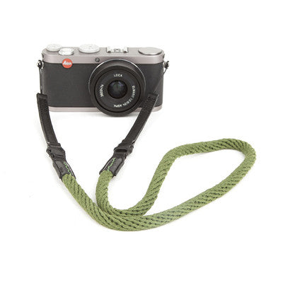 Cam-in Cotton Camera Neck Strap (95cm Long, String Attach, 10 Colors)