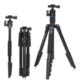 Benro iTrip IT25 Aluminum Tripod Monopod 2in1 Kit (6kg Max. Load, 5 Leg Sections)