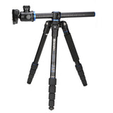Benro GA169TB1 Go Travel Aluminum Tripod Kit (12kg Max. Load, 5 Leg Sections)