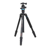 Benro iFoto IF18+ Aluminum Tripod Monopod 2in1 Kit (10kg Max. Load, 4 Leg Sections)