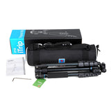 Benro iTrip IT15 Aluminum Tripod Monopod 2in1 Kit (4kg Max. Load, 5 Leg Sections)