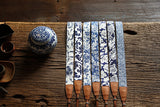Cam-in Blue & White Style Camera Neck Strap Series #1 (38mm Width, 7 Patterns)