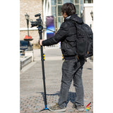 Benro A48TDS4 Aluminum Video Monopod Kit (4kg Max. Load, 4 Leg Sections)