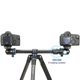 Benro GA168TB1 Go Travel Aluminum Tripod Kit (12kg Max. Load, 4 Leg Sections)