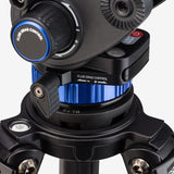 Benro S7 Video Fluid Pan Tilt Head (7kg Max. Load, w/ Damping Adjustment)
