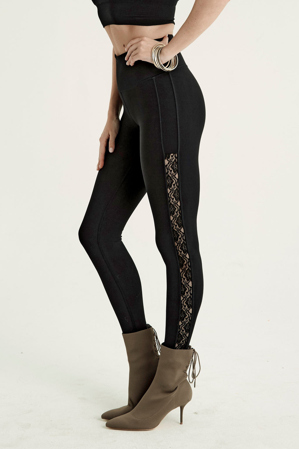 ASTOR PLACE LACE LEGGING