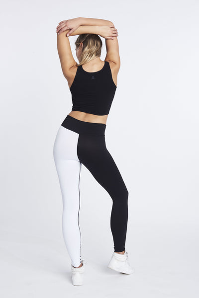 Gramercy Park Colorblock Legging