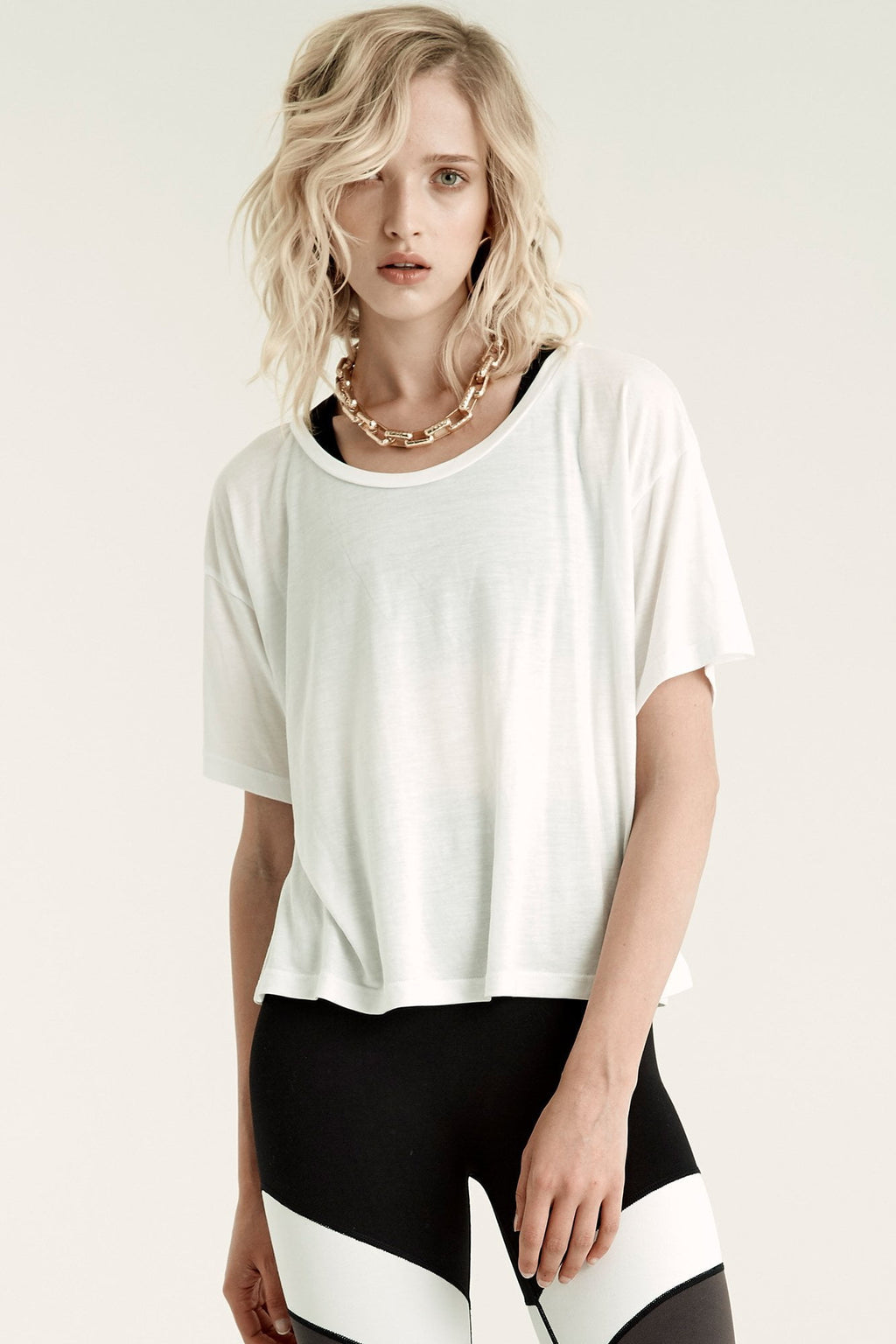 Sugar Hill Cropped Tee
