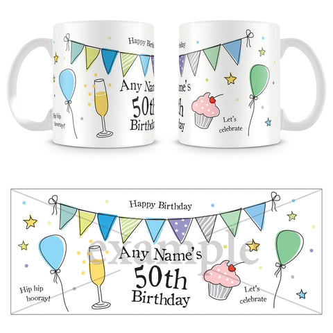 Birthday Party Mug