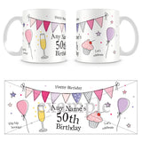 Birthday Party Customised Mug