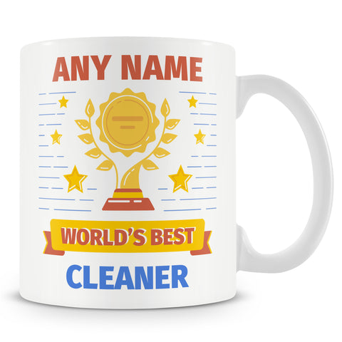 Cleaner Mug - Worlds Best Cleaner