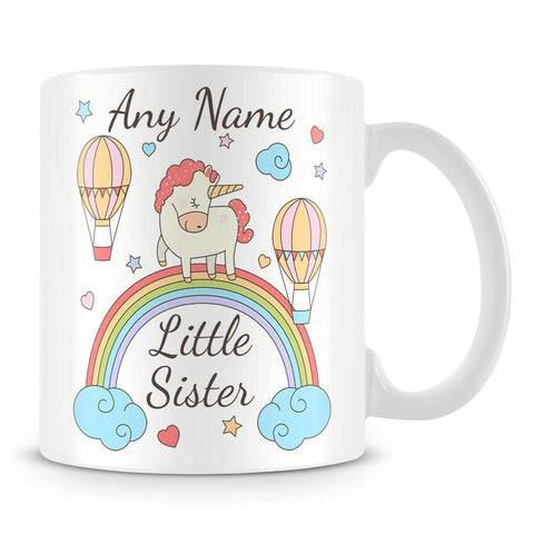 Unicorn Mug - Little Sister Unicorn Cup