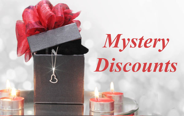 Valentine's Day Mystery Discount