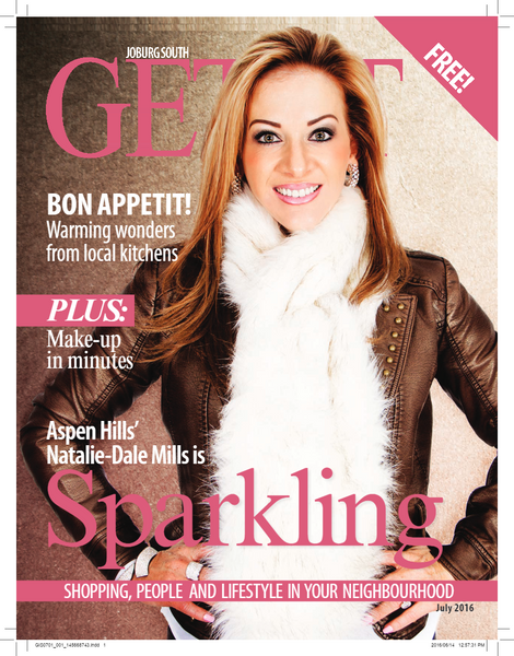Crystal Creations' CEO Natalie-Dale Mills in the July Get It edition!