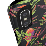 Tropical Parrot Phone Case - Samsung Galaxy S5 - CinderBloq Cases & Accessories