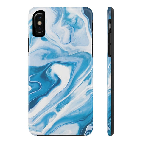 Under the Sea Marble Phone Case - CinderBloq Cases & Accessories