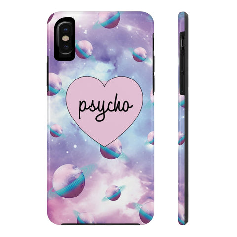 Starlet in a Psycho Galaxy Phone Case - CinderBloq Cases & Accessories