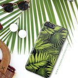 Tropical Paradise Phone Case - Samsung S5 - Cinderbloq Cases & Accessories