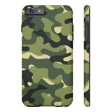 Green Camo Phone Case - CinderBloq Cases & Accessories